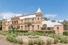 Historischer Vorsitz in Bloemfontein Stockbild