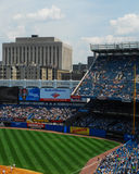 Historisches altes Yankee Stadium, Bronx, New York stockfoto