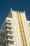Historisches Art Deco - Miami, Florida Stockfoto