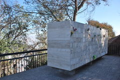 Historisches Denkmal Lizenzfreies Stockbild