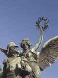 Historisches Denkmal in Argentinien Stockbild