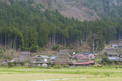 Historisches Dorf Miyama in Kyoto, Japan Stockfotos