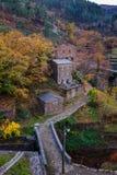 Historisches Dorf von Piodao Lizenzfreie Stockbilder