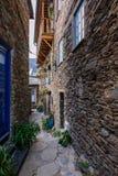 Historisches Dorf von Piodao Lizenzfreie Stockfotos
