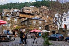 Historisches Dorf von Piodao Stockfotografie