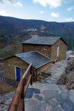 Historisches Dorf von Piodao Lizenzfreies Stockfoto