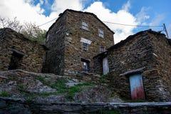 Historisches Dorf von Piodao Stockbild
