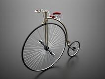 Historisches Fahrrad Lizenzfreie Stockfotos