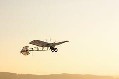 Historisches Flugzeug Stockfotos