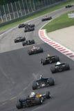Historisches Formel 1rennen Stockbild