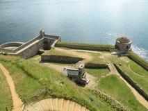 Historisches Fort stockfotografie