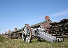 Historisches Fort York Lizenzfreie Stockfotos