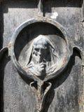 Historisches Friedhofs-Detail Lizenzfreie Stockfotos