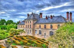 Historisches Gebäude in Blois, Frankreich Lizenzfreie Stockbilder