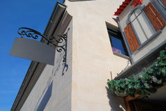 Historisches Gebäude in Brügge (Brügge), Belgien Lizenzfreie Stockfotos