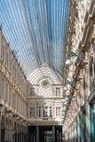 Historisches Gebäude in Brüssel lizenzfreies stockbild