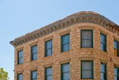 Historisches Gebäude Goldfield   lizenzfreie stockfotografie