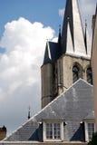 Historisches Gebäude (Mechelen) Lizenzfreies Stockbild