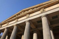 Historisches Gebäude Neue Wache, Berlin Lizenzfreies Stockbild