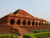 Historisches Gebäude Rasmancha Stockfotografie