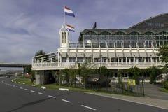 Historisches Gebäude 1863 in Rotterdam stockfotos