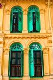 Historisches Gebäude in Singapur Lizenzfreie Stockfotos