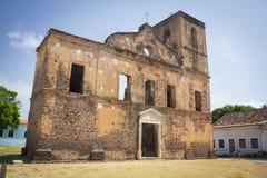 Historisches Gebäude von Alcantara Stockfotografie