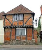 Historisches Gebäude von Kent Lizenzfreies Stockbild