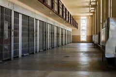 Historisches Gefängnis stockbild