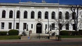 Historisches Gericht Stockfoto
