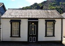 Historisches Goldschürfer-Haus Lizenzfreie Stockbilder
