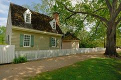 Historisches Haus Lizenzfreies Stockfoto