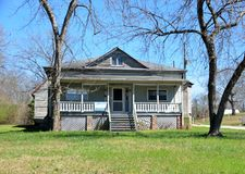Historisches Haus für Verkauf Lizenzfreie Stockfotos