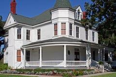 Historisches Haus in Fernandina Lizenzfreie Stockbilder