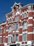 Historisches Hotel Stockbild