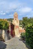 Historisches italienisches Dorf stockfotografie