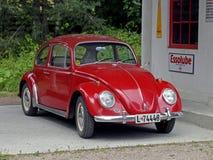 Historisches Käfer-Auto Lizenzfreie Stockfotografie
