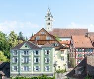 Historisches Meersburg Stockbilder