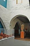 Historisches Museum Sagunts stockbild