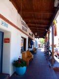 Historisches Oldtown in Albuquerque Stockfotografie