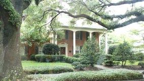 Historisches Plantagen-Haus George Town South Carolina USA lizenzfreies stockbild