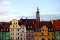 Historisches Polen stockbild