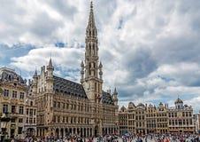 Historisches Rathaus im großartigen Plac Lizenzfreies Stockbild