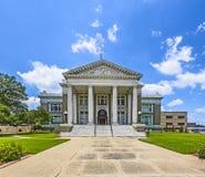 Historisches Rathaus in Lake Charles Lizenzfreie Stockfotografie