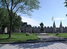 Historisches Regierungs-Gebäude Stockfotos