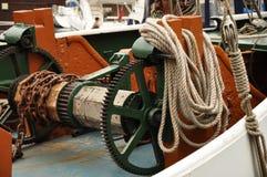 Historisches Schiff in London Stockfotografie