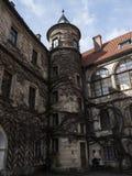 Historisches Schloss Lizenzfreie Stockfotografie