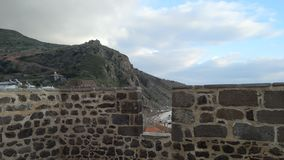 Historisches Schloss lizenzfreies stockfoto
