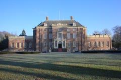 Historisches Schloss Zeist, die Niederlande Stockbild