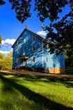Historisches Walnford Gristmill Stockfotografie